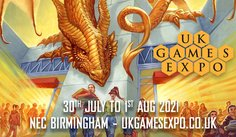 Brand new dates for UKGE 2021